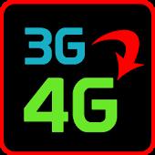 3G to 4G converter - prank