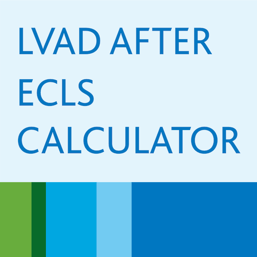 LVAD After ECLS Calculator Android APK Download Free By Numeo_GmbH