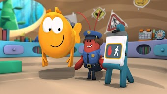 Season 3, Episode 2 The Police Cop-etition!