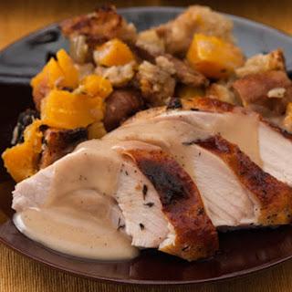Make-Ahead Turkey Gravy.