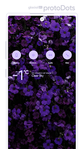 glacial Pro for KWGT Pro vbeta13 Patched Latest APK Download 2