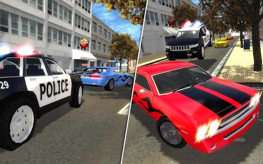 警車司機3D追