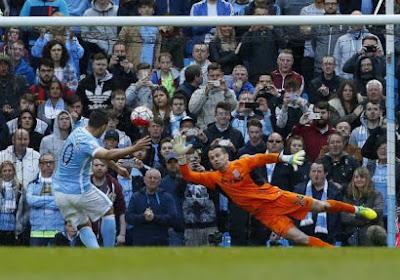 Manchester City, sans De Bruyne et Kompany, mange Stoke City