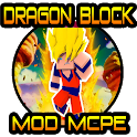 Dragon Block Saiyan for Minecraft PE icon