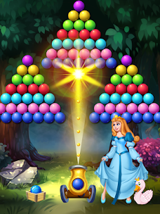 Princess Bubble Rescue Swan - náhled