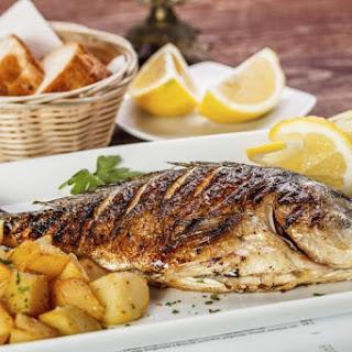 Spanish Dorado Fish