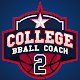 College BBALL Coach 2 Basketball Sim Android apk