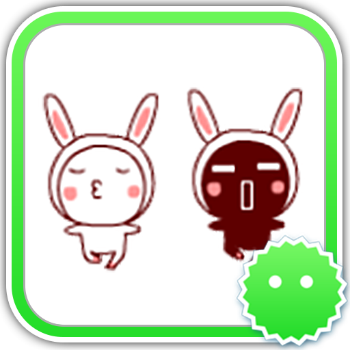 Stickey Rabbit Lover 工具 App LOGO-APP試玩