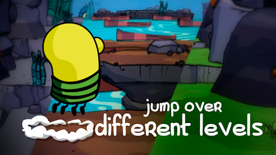 Doodle Jump Adventure (MOD, Unlimited Money) v2.8.7.10 2