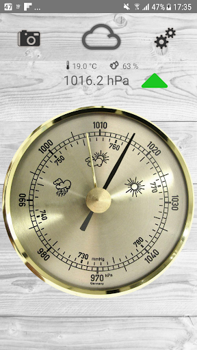Barometer pro - free screenshot 8