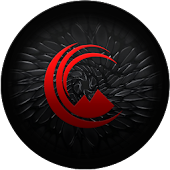 Crow Red - Icon Pack