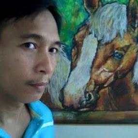 by Herbert Ubaldo - Uncategorized All Uncategorized ( selfie, manila, philippines, painting, photo )