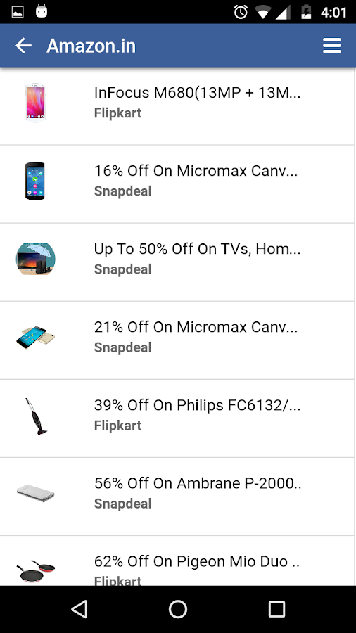 Dealwaladeal Deals & Coupons- screenshot
