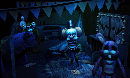 Haunted Circus 3D Mod