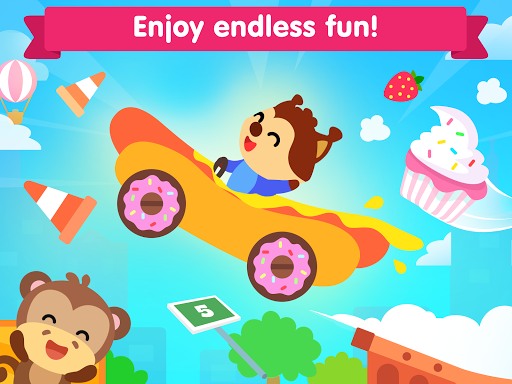 Car games for kids ~ toddlers game for 3 year olds 2.9.0 screenshots 7