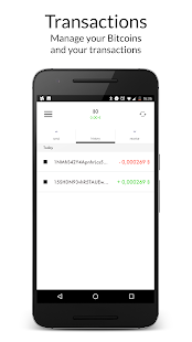 PEY - Bitcoin Wallet- screenshot thumbnail