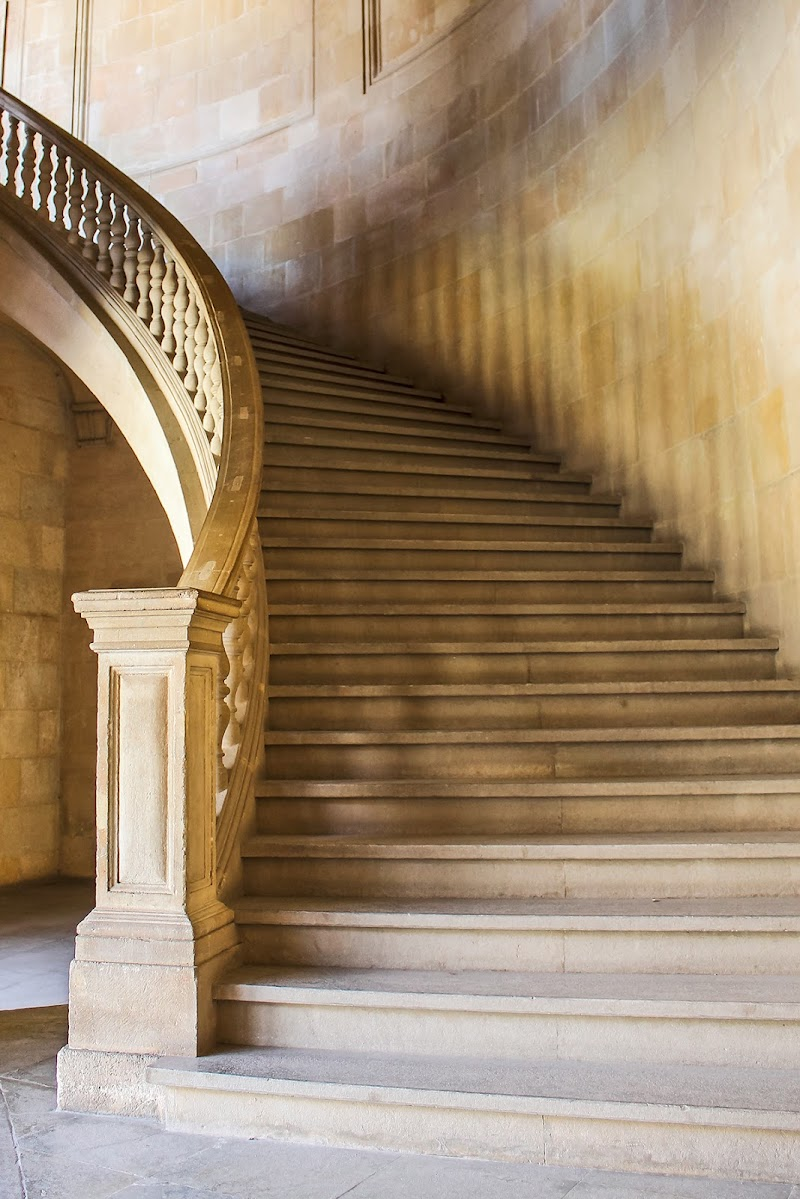 Andalusian Stairs di jethro00