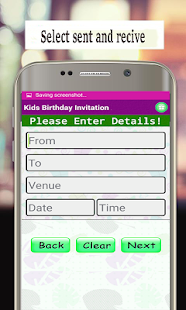 Best invitation maker app birthday cards maker android apps on best invitation maker app birthday cards maker screenshot thumbnail stopboris Gallery