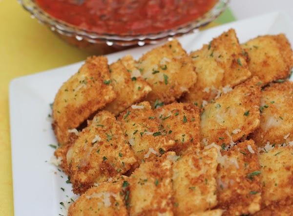 Toasted Ravioli Recipe