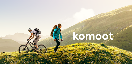 Komoot — Cycling, Hiking & Mountain Biking Maps APK