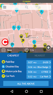 AppyParking- screenshot thumbnail