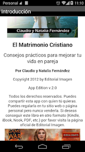 El Matrimonio Cristiano 2.0- screenshot thumbnail