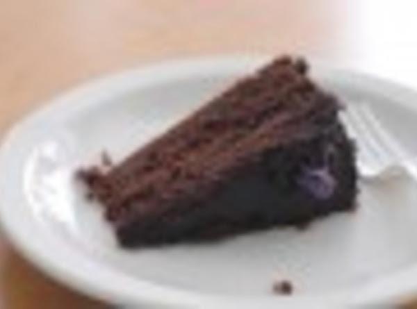 Too Much Chocolate Cake Recipe