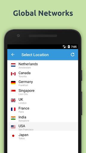 FishVPN – Unlimited Free VPN Proxy & Security VPN 1.5.2 screenshots 2