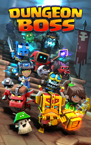 android Dungeon Boss Screenshot 4