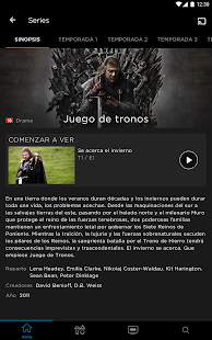 HBO España Screenshot