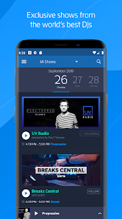 App DI.FM: Electronic Music Radio APK for Windows Phone