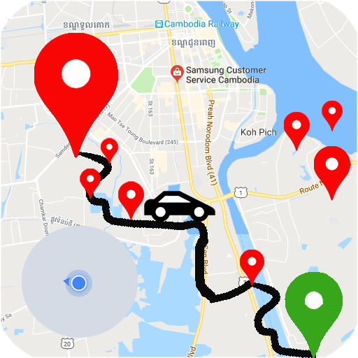 Road Map - GPS Navigation & Route Finder - Apps on Google Play Map Gprs on geofence map, world clock map, dvb-t map, cdma map, xml map, linux map, tetra map, android map, isp map,