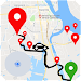 Road Map - GPS Navigation & Route Finder icon