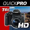 Canon T6i Control by QuickPro icon