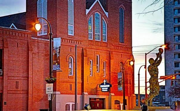 First Ebenezer Baptist Church