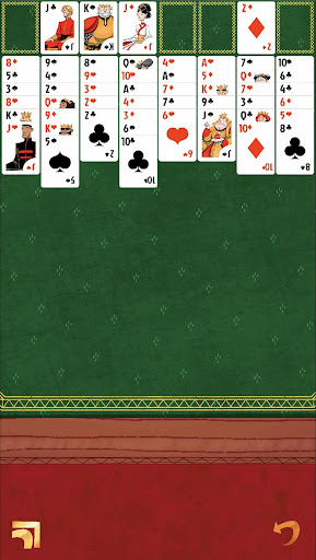 FreeCell Fable 0.24 screenshots 5