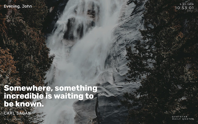 Daily Quotes NewTab | Quotes HD Wallpapers