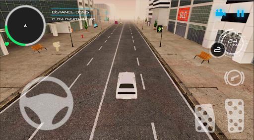 Şehirde Araba Sürme Simülatörü  άμαξα προς μίσθωση screenshots 2