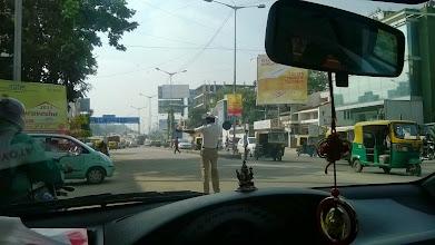 Photo: cestou do práce