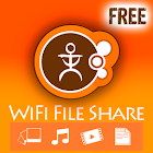 WiFi File Share FREE icon