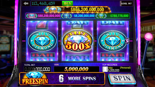 Classic Slots-Free Casino Games & Slot Machines 1.0.451 screenshots 1