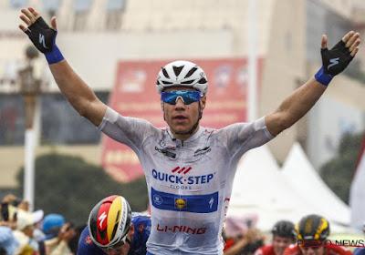 Fabio Jakobsen prolonge chez Quick Step