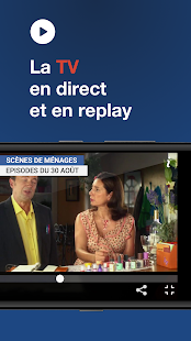 6play, TV en direct et replay Screenshot