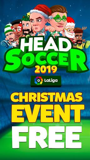 Download Head Soccer LaLiga 2019 - Best Soccer Games MOD APK 1