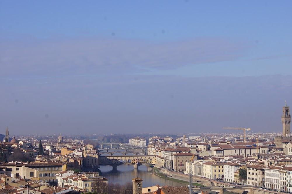 Италия - все таки любовь с первого раза? Милан, Флоренция, Венеция в январе 2018