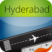 Hyderabad Airport + Radar HYD