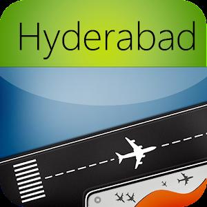 Hyderabad Airport (HYD) Radar Flight Tracker