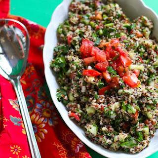 Quinoa Tabouli