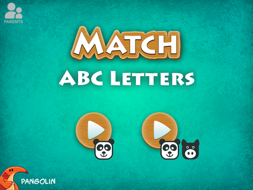 Match Game - ABC Letters