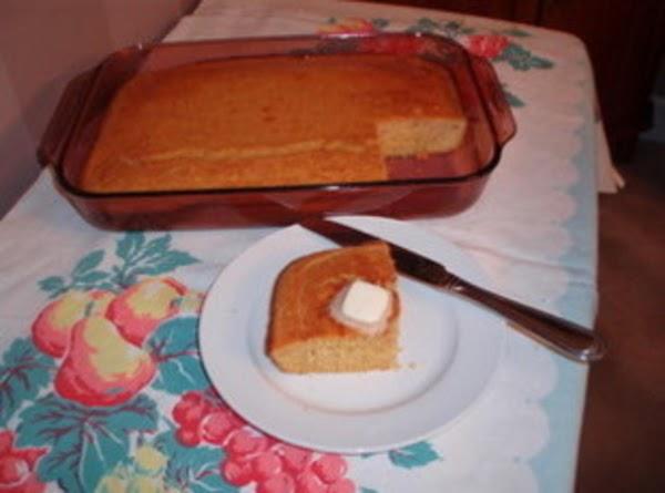 Honey Cornbread Recipe